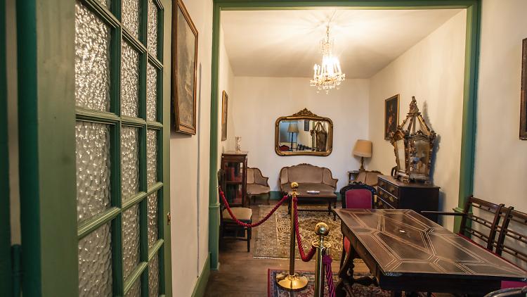 """""""Casa mais estreita do Porto"""", de acordo com Rui Barbosa"""