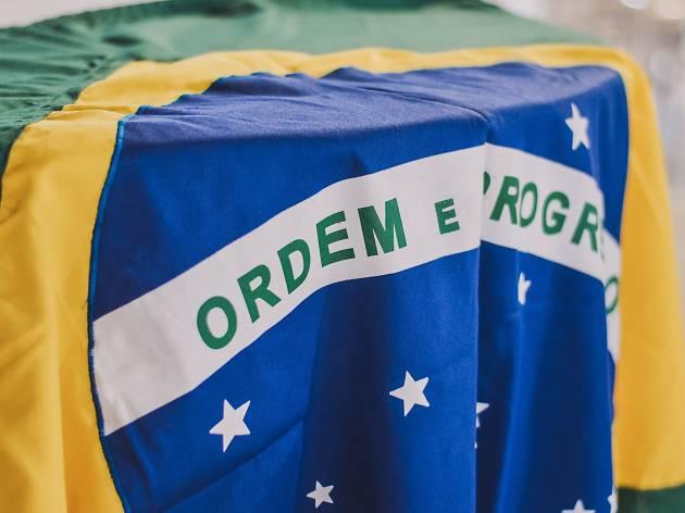 A independência do Brasil celebra-se a 7 de Setembro