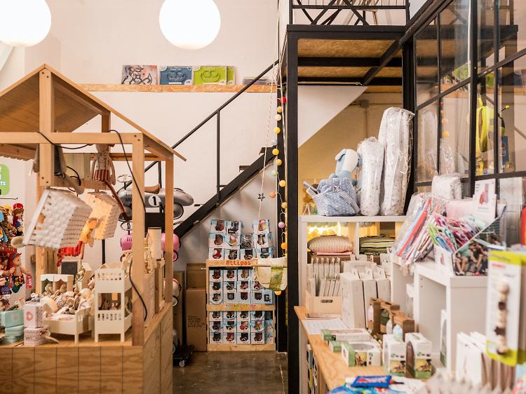 Fazer os miúdos mais felizes na Petit Love Store