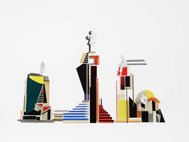 'Los artistas', de Carmen Alvar
