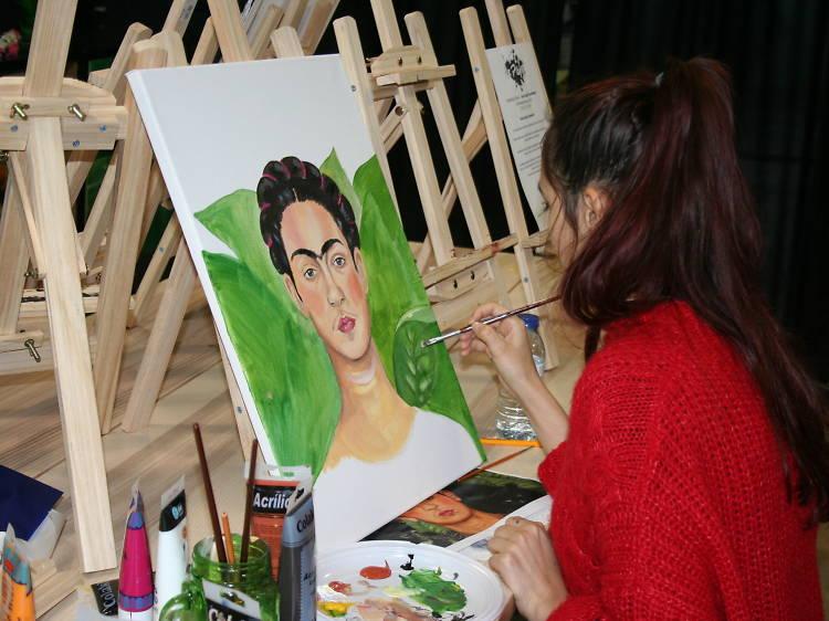 Pintar sucessos de outros no LxPaint