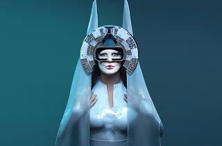 Iréne Theorin, 'Turandot'.