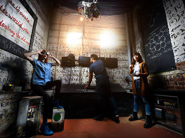 The best Montreal escape rooms