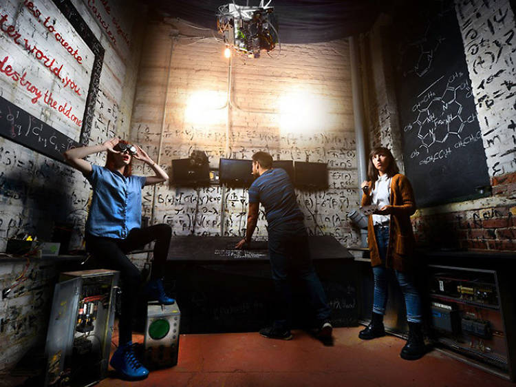 The best Montreal escape rooms you have to try