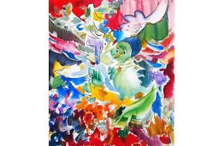 樽井英樹 Flapping Colors_02