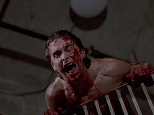 Christian Bale em American Psycho