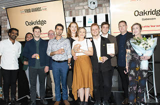 Time Out Food Awards 2019 Oakridge Restaurant Winners