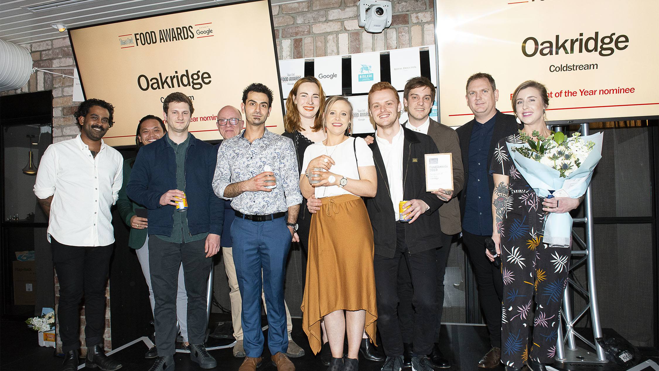 Time Out Food Awards 2019: recap