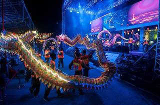Chinese Mid-Autumn Festival 2019