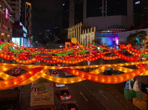 Chinatown Mid Autumn Festival Singapore City Things To Do In Singapore