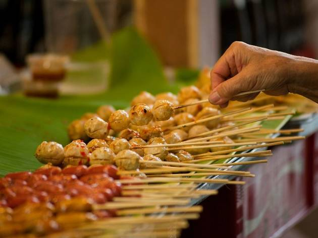 Street Food Weekender: Lot10NomNom