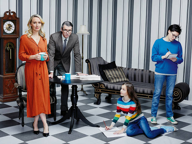 Fun Home Melbourne Theatre Company 2020 supplied