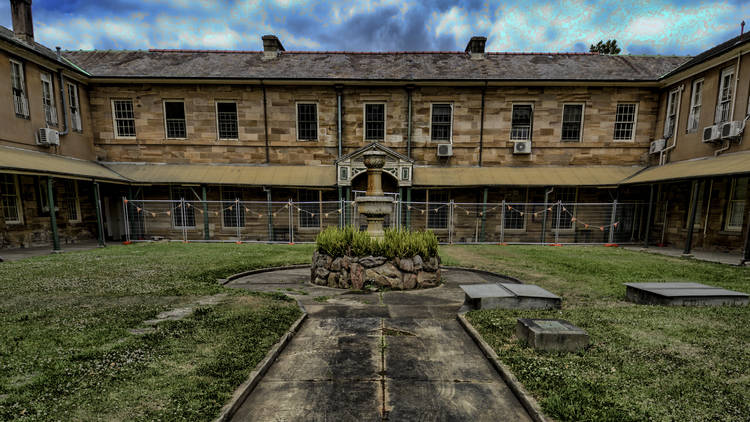 Gladesville Mental Hospital