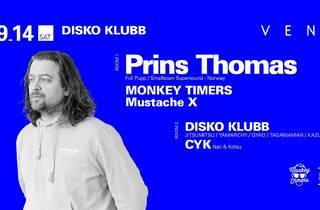DISKO KLUBB  -Prins Thomas-