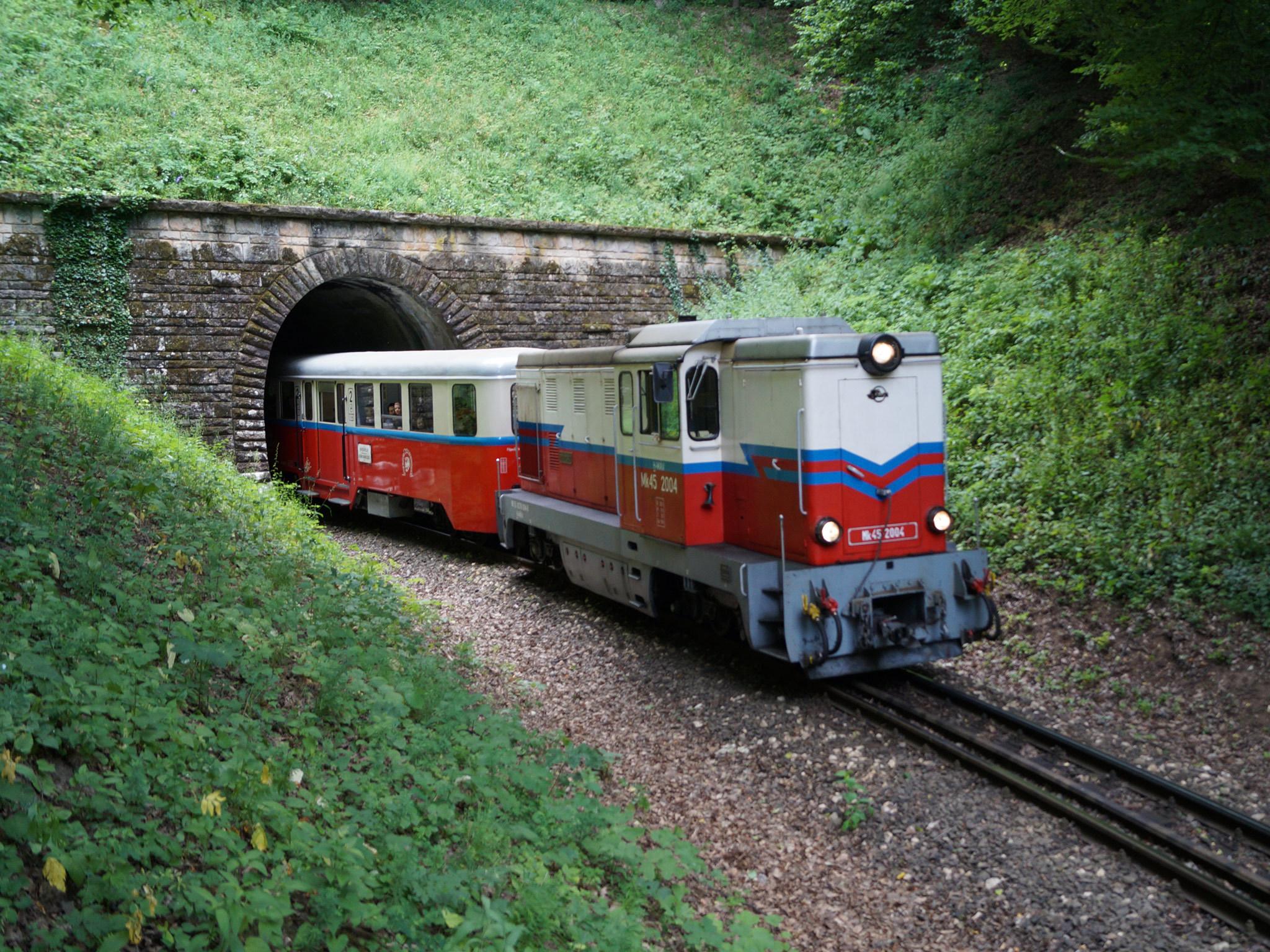 The Children's Railway near Budapest