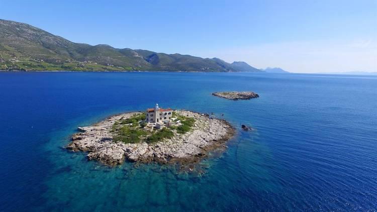 'Lighthouse Korkyra', Korčula