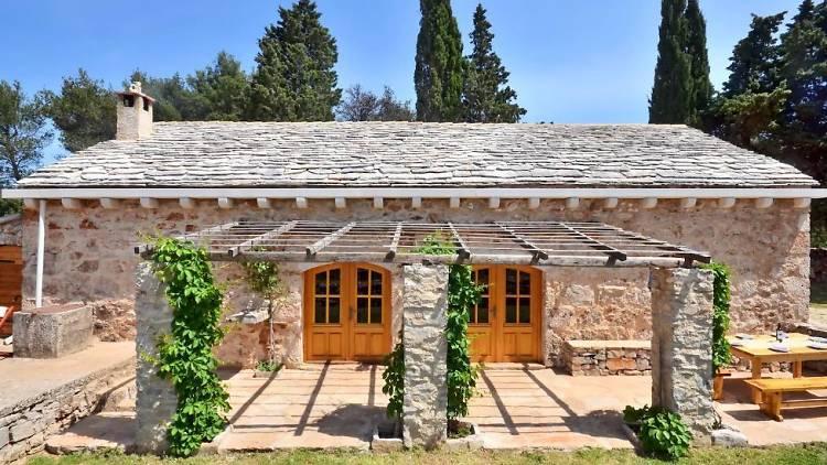 'Vacation house in etno-eco village Humac', Humac