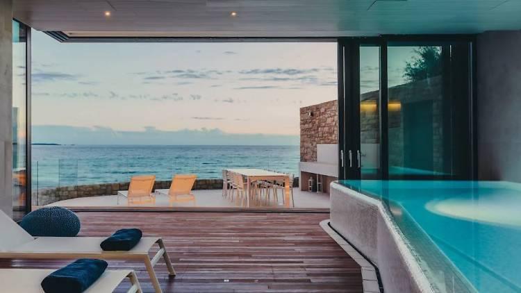 'Exclusive 5 star Villa with spa on the beach!', Novigrad