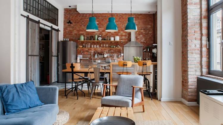 'Cool Urban Oasis with Industrial-Chic Style', Zagreb