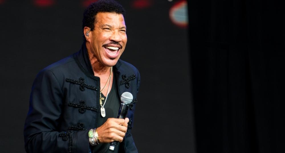 Lionel Richie in Israel