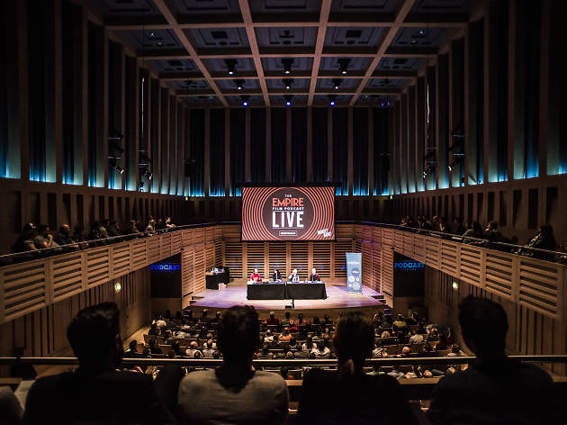Empire Film Podcast Live London Podcast Festival 2018