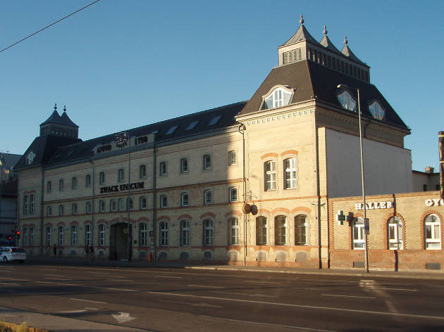 The Zwack Unicum Museum building