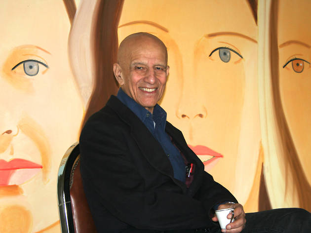 Alex Katz on the changing face of NYC's art scene