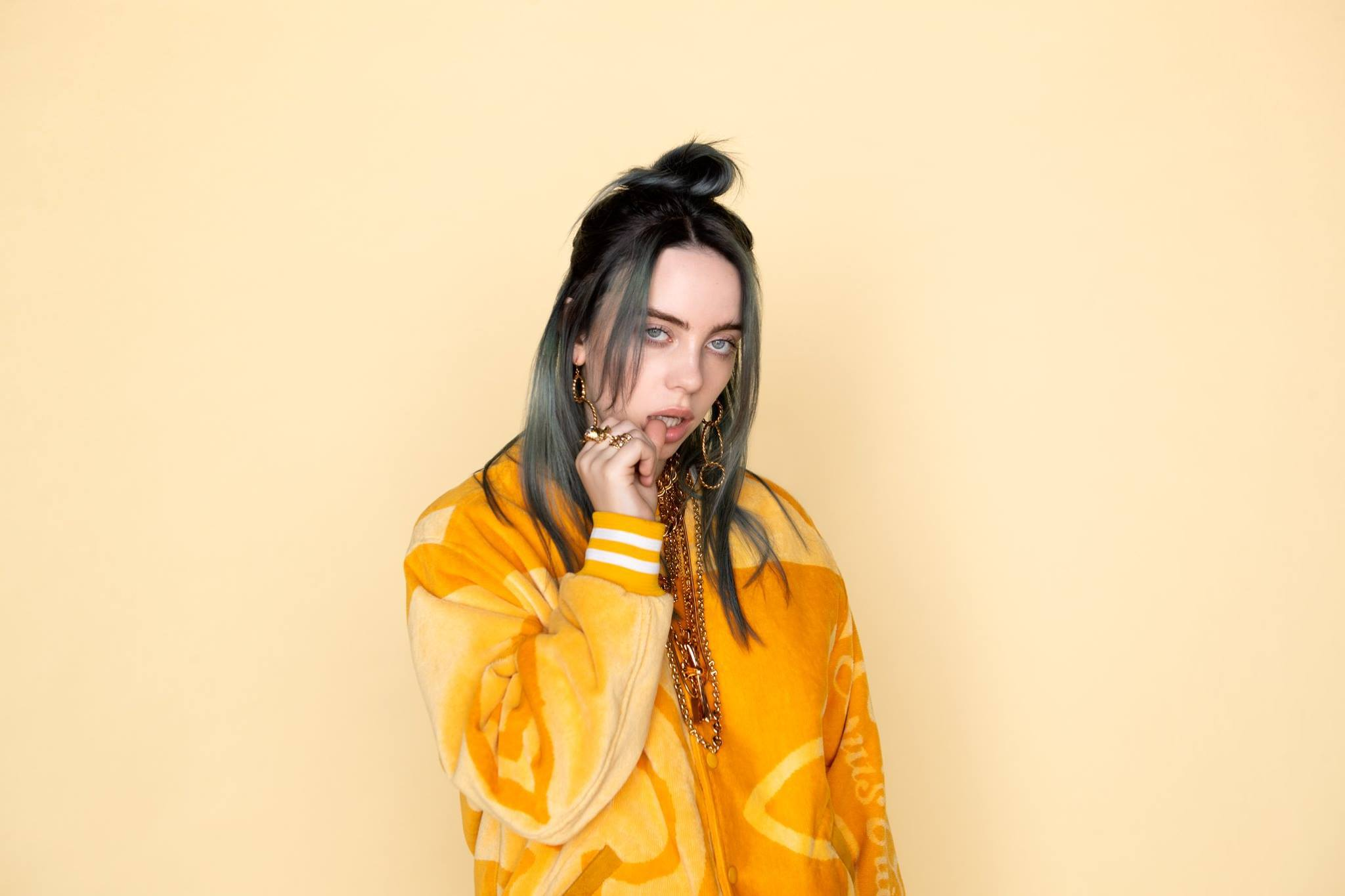 Billie Eilish, o novo fenómeno da pop, regressa para o NOS Alive