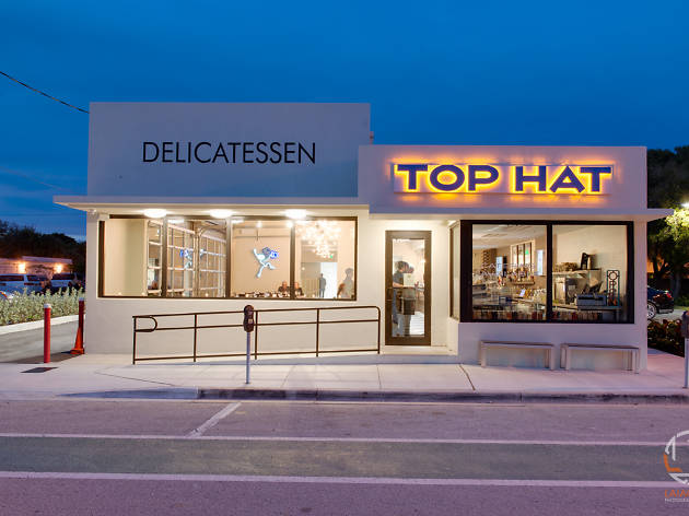 Top Hat Delicatessen