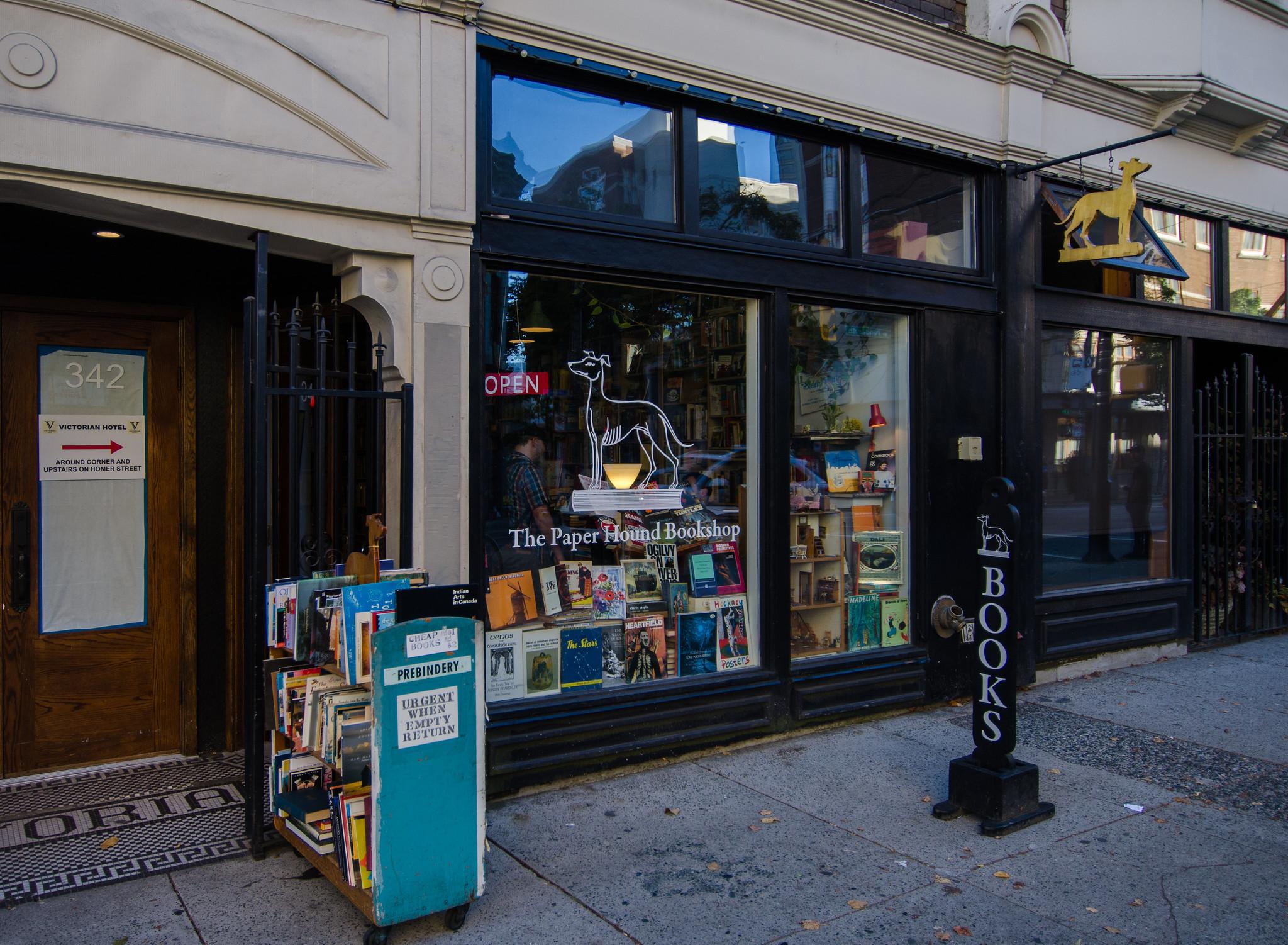 The Paper Hound bookstore