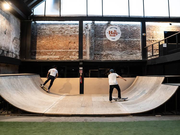 Sí hay Sesh, un club de skate en la Juárez