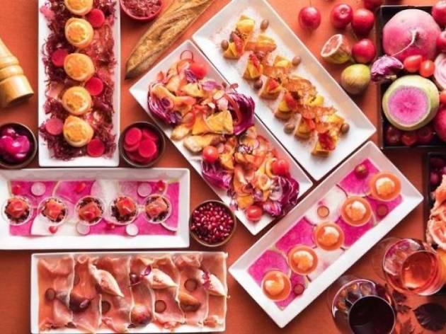 ナイト・キッチンスタジアム「秋の収穫祭 ~赤~」