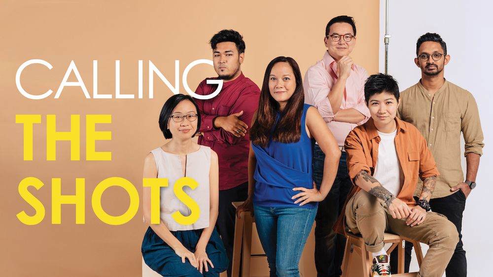 Time Out Singapore September Issue: Calling The Shots
