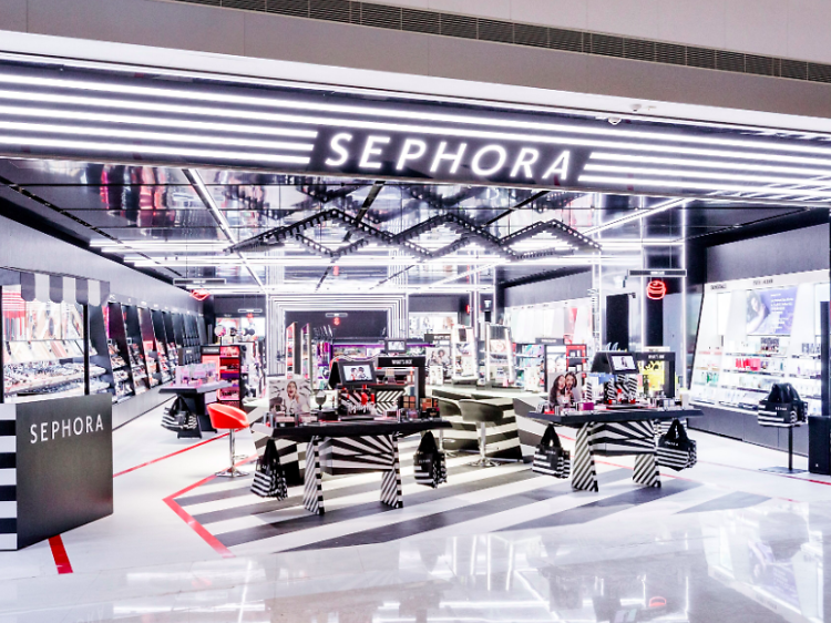Sephora 香港店七個必買人氣品牌