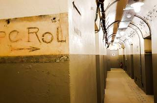 Au nouveau musée de la Libération, un ancien poste de commandement situé 20 mètres sous terre!