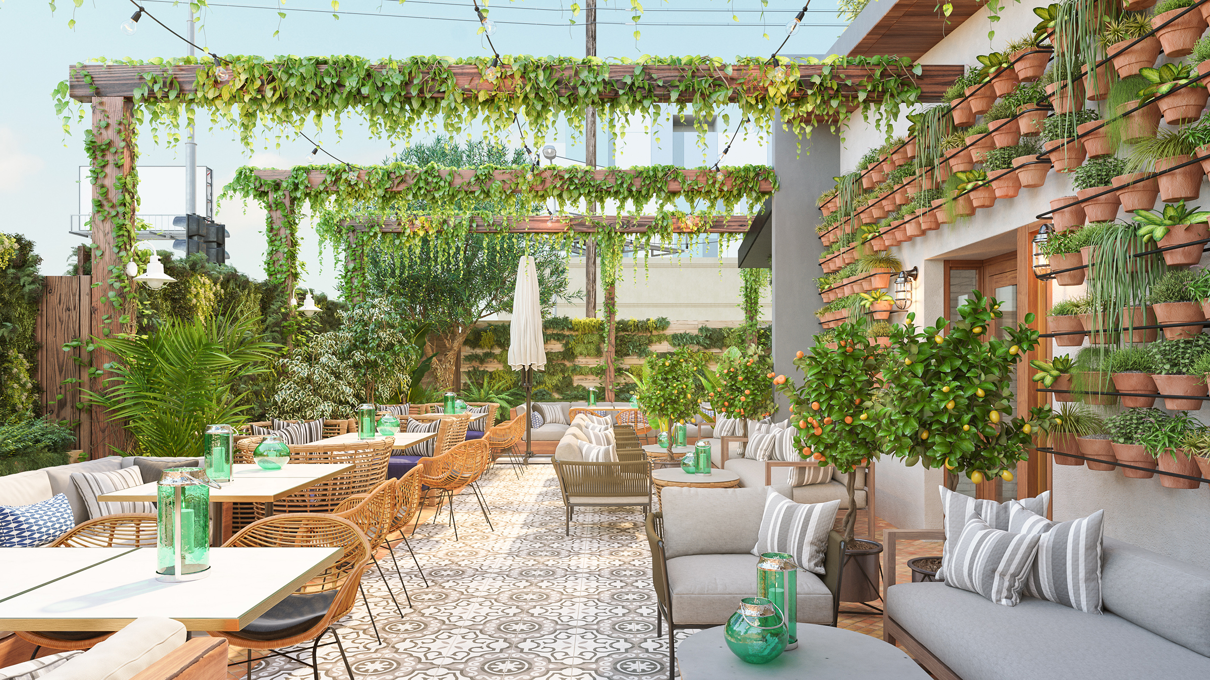 L.A.'s long-awaited cannabis café opens this month