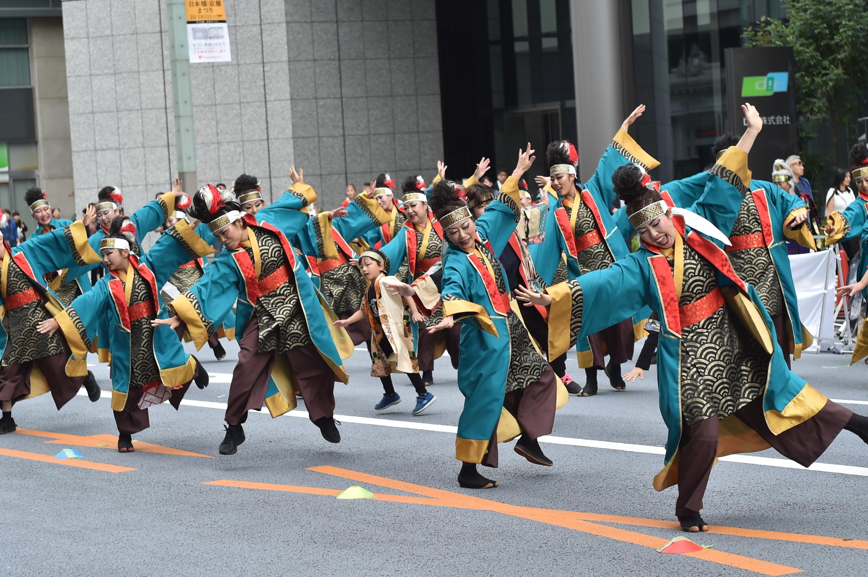 Nihonbashi-Kyobashi Matsuri