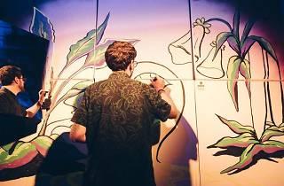 Live Painting & Music amb Random Lovers i Cristina Len