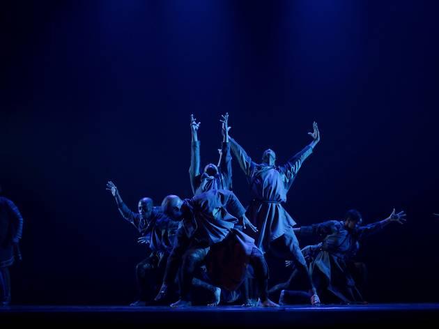 'CION: Requiem of Ravel's Bolero' is part of Dance Umbrella 2019