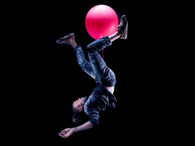 'Redd' is part of Dance Umbrella 2019
