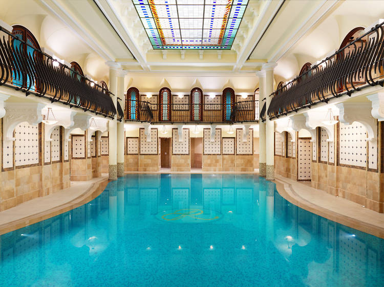 The 11 best hotels in Budapest