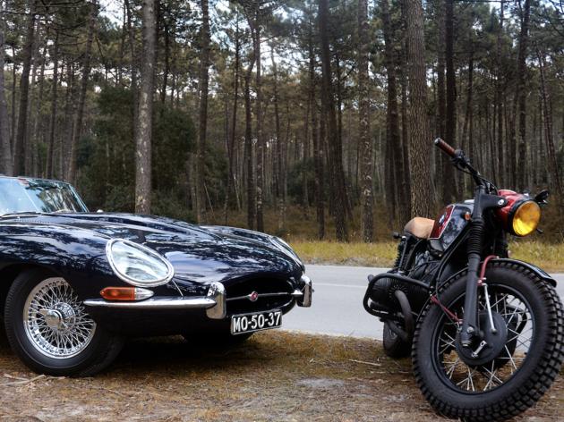 The Timers: as motas e os carros de outros tempos