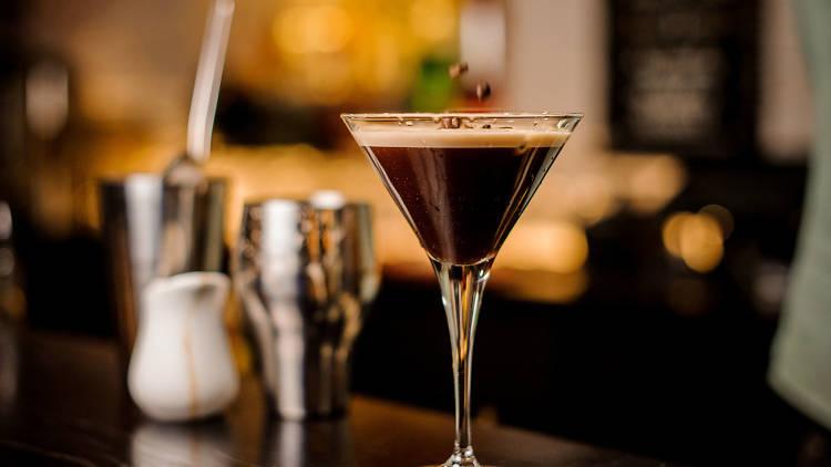 Martini espresso cdmx gery goose