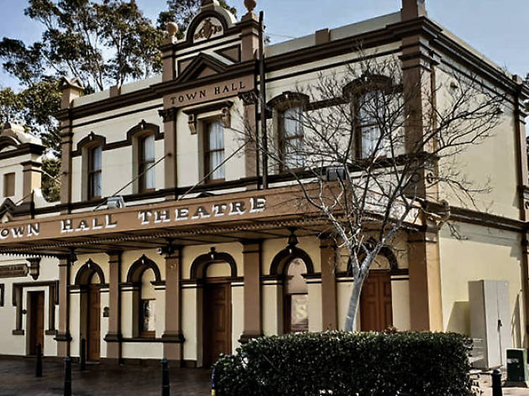 Campbelltown Town Hall Theatre