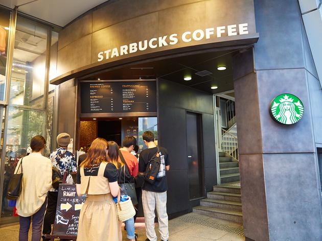 Shibuya Starbucks