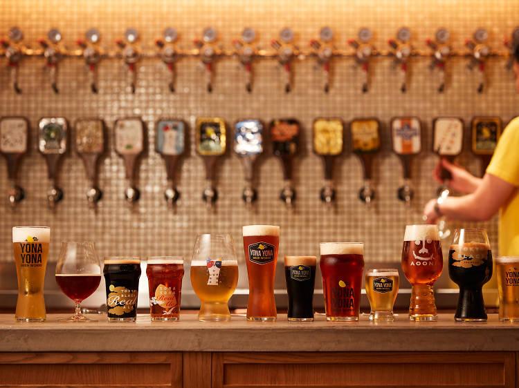 Yona Yona Beer Works Kanda