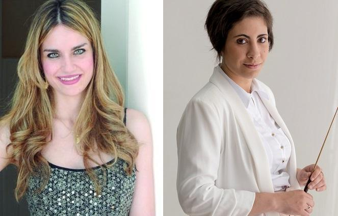 Isabel Pérez Dobarro + Claudia Dubé Oranias