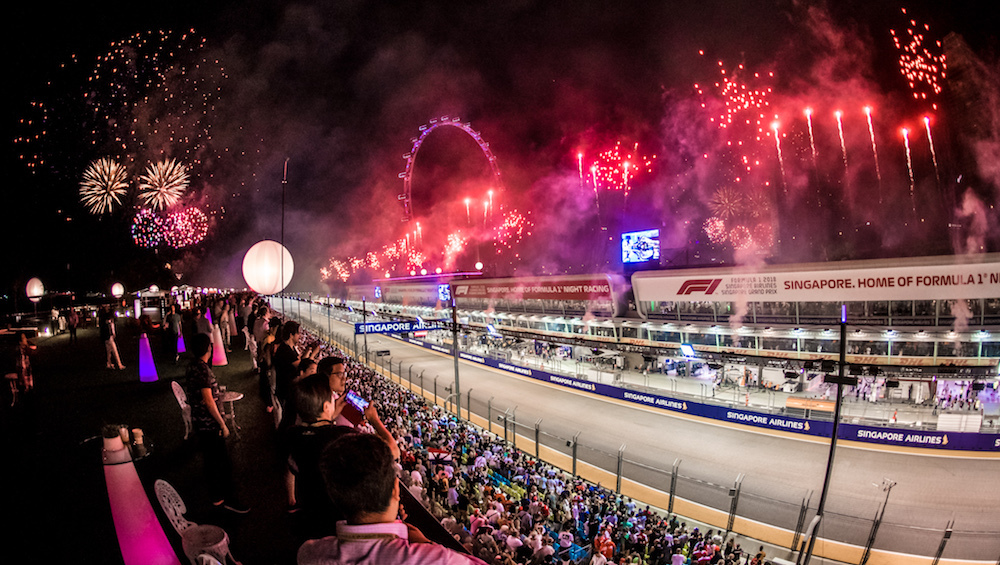 The ultimate guide to the F1 Singapore Grand Prix
