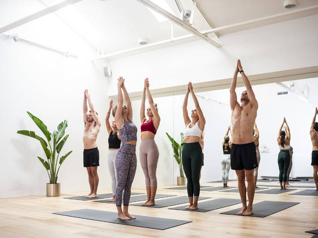 A one month free trial of ClassPass