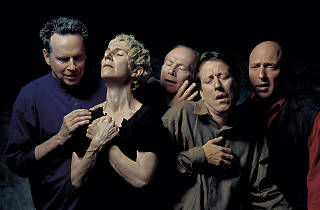 'The Quintet of the Astonished' (2000), Bill Viola